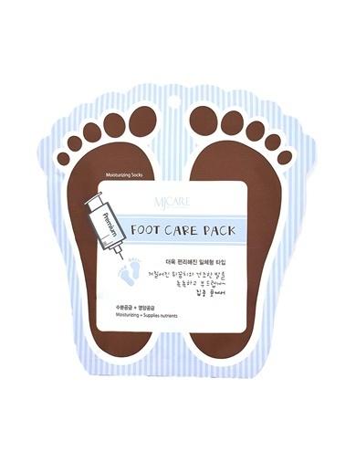 Mjcare Premium Foot Care Pack - Çorap Tipi Ayak Bakım Maskesi Renksiz
